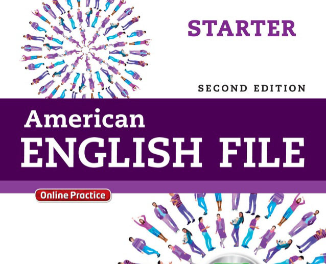 American English File Starter: student book-second edition