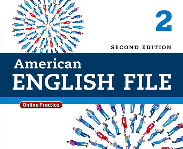 American English File 2: student book-second edition